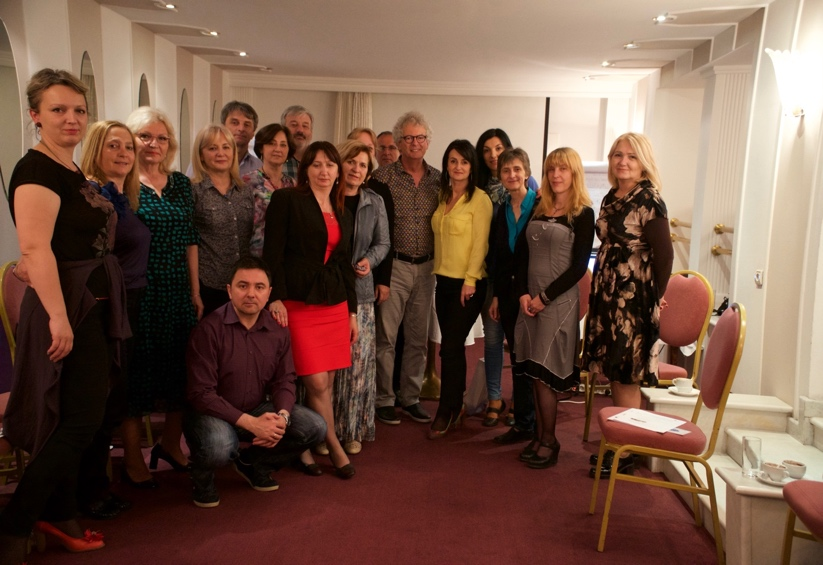 3-daagse leiderschapstraining in Servië